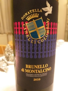 2010 Brunello di Montalcino, Donatella Cinelli Colombini